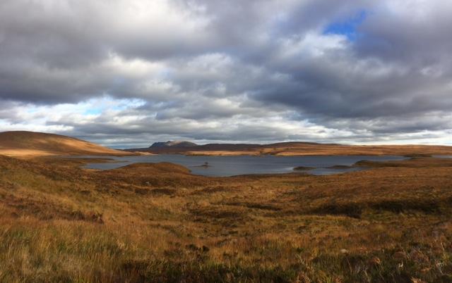 Loch Meadie October 2015